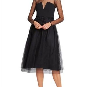 BCBG Generation tulle dress